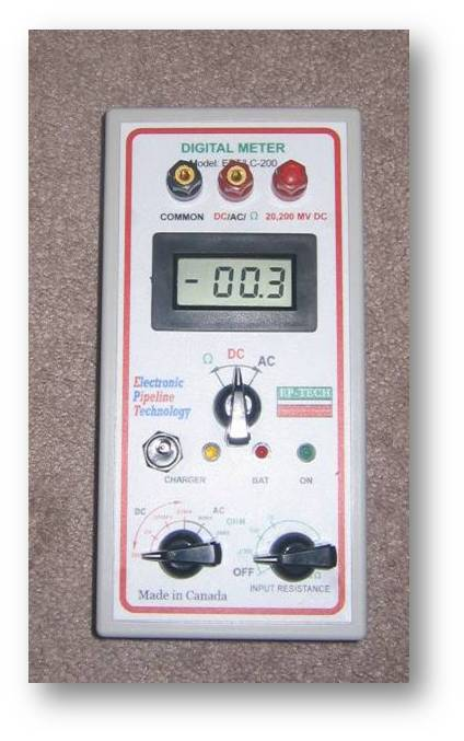 Digital CP Multimeter