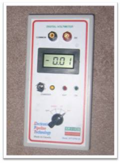 Digital CP Voltmeter